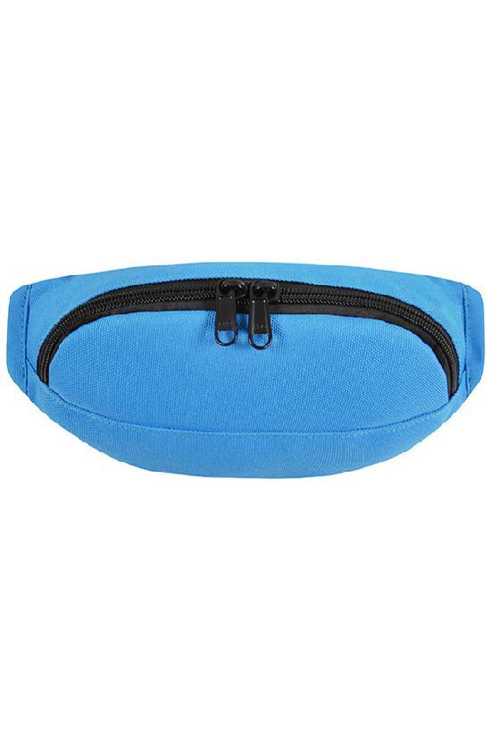 Сумка на пояс / Street Bags / SB-003-NN / голубой