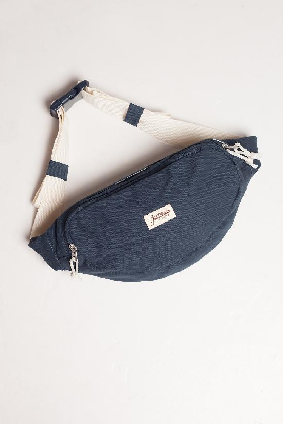 Сумка ЗАПОРОЖЕЦ Plain Bag (Синий (Mojolica blue))