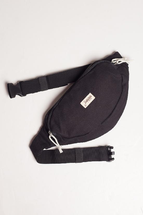 Сумка ЗАПОРОЖЕЦ Plain Bag (Черный (Black))