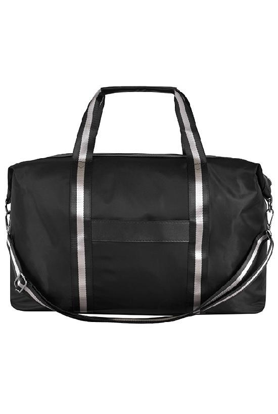 Сумка / Glam / 1237 Нейлоновая сумка 47х14х35 / чёрный