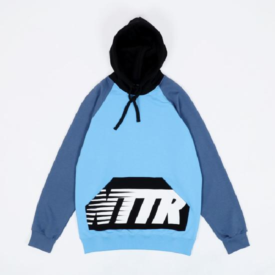 Толстовка Anteater hoodie-blue_nttr