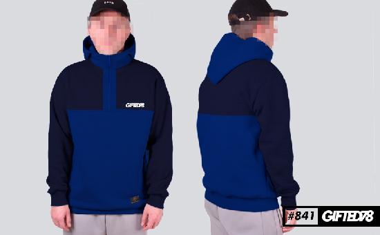 Худи GIFTED FX 18/841 синий