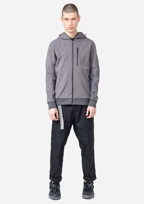 Эластичная куртка с капюшоном  KRAKATAU F50/2