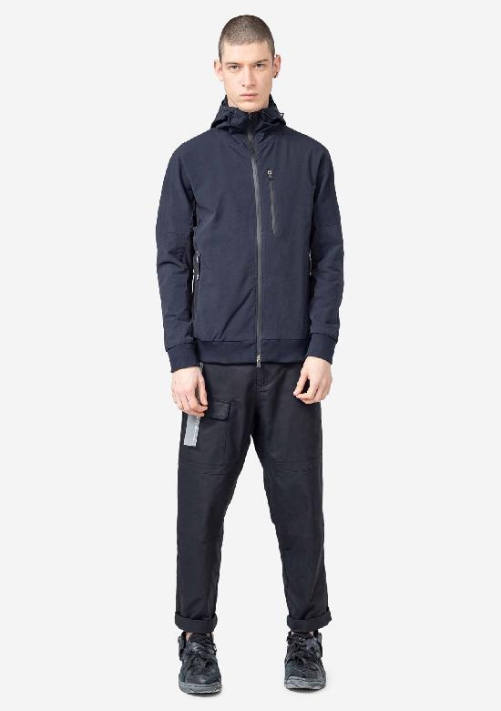 Эластичная куртка с капюшоном  KRAKATAU F50/6