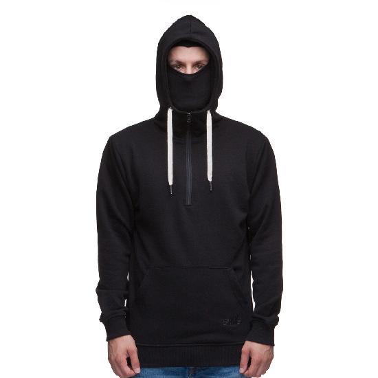 Толстовка SKILLS Mask FW16 (Черный (Black)
