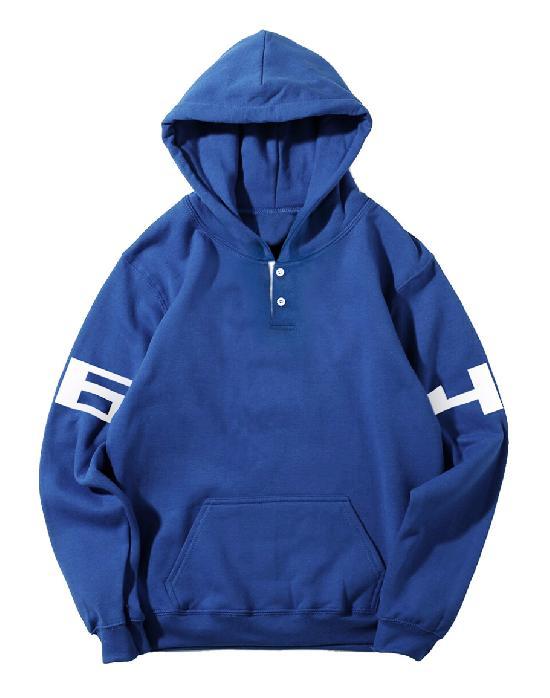 Худи БИЧ Original синий