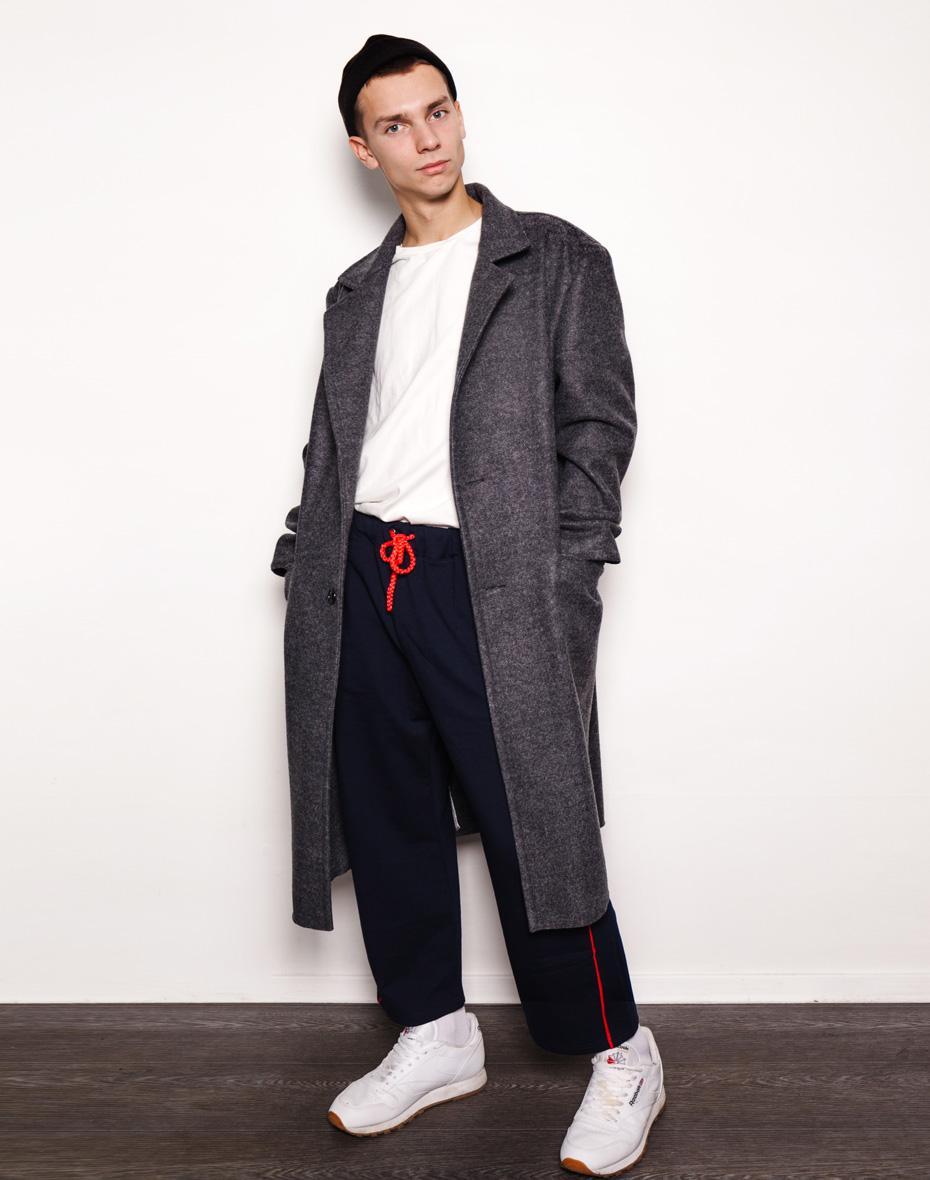 Пальто SOWHAT?