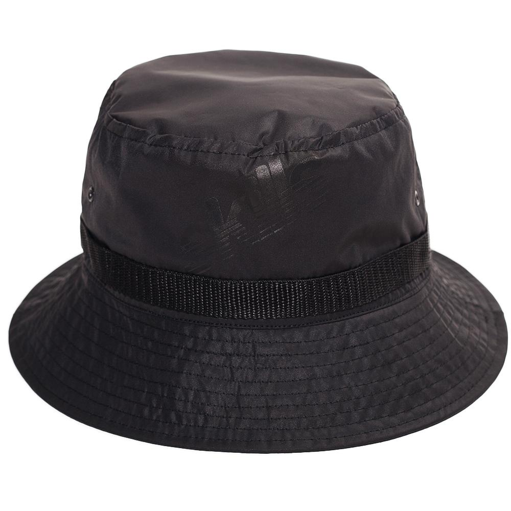 Панама SKILLS Winter Mode Boonie Hat Logo (Черный (Черный), O/S)