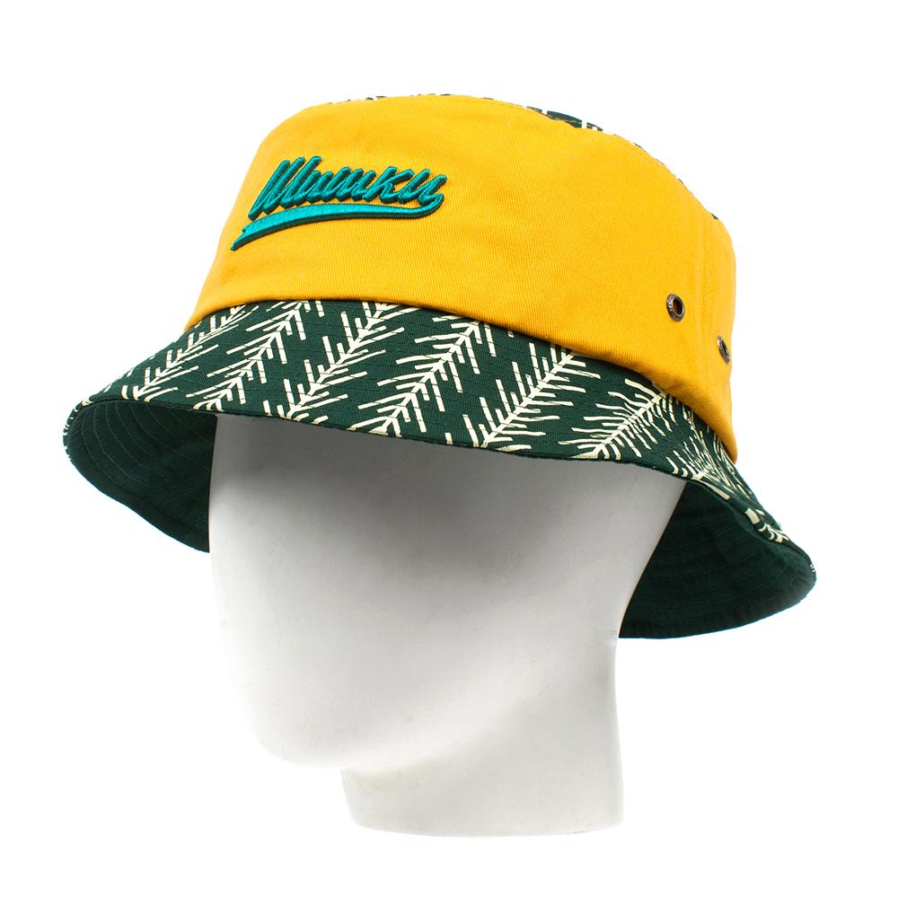 Панама ЗАПОРОЖЕЦ Shishki (Зеленый (Green/Yellow)