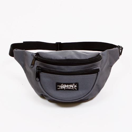 Сумка Anteater waistbag-grey