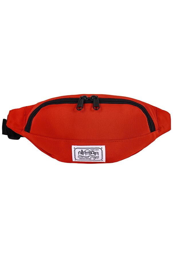 Сумка на пояс / Street Bags / SB-003-29/ красный