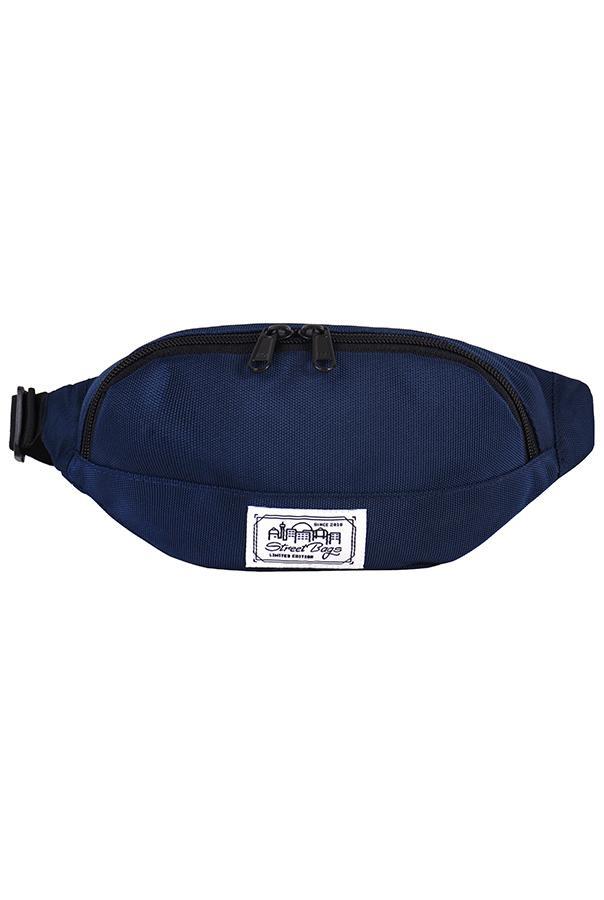 Сумка на пояс / Street Bags / SB-003-14/ тёмно-синий