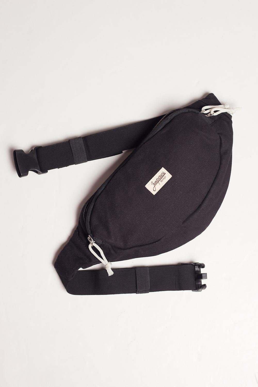 e3c68265 Сумка ЗАПОРОЖЕЦ Plain Bag (Черный (Black)) — купить в магазине POSITIVE