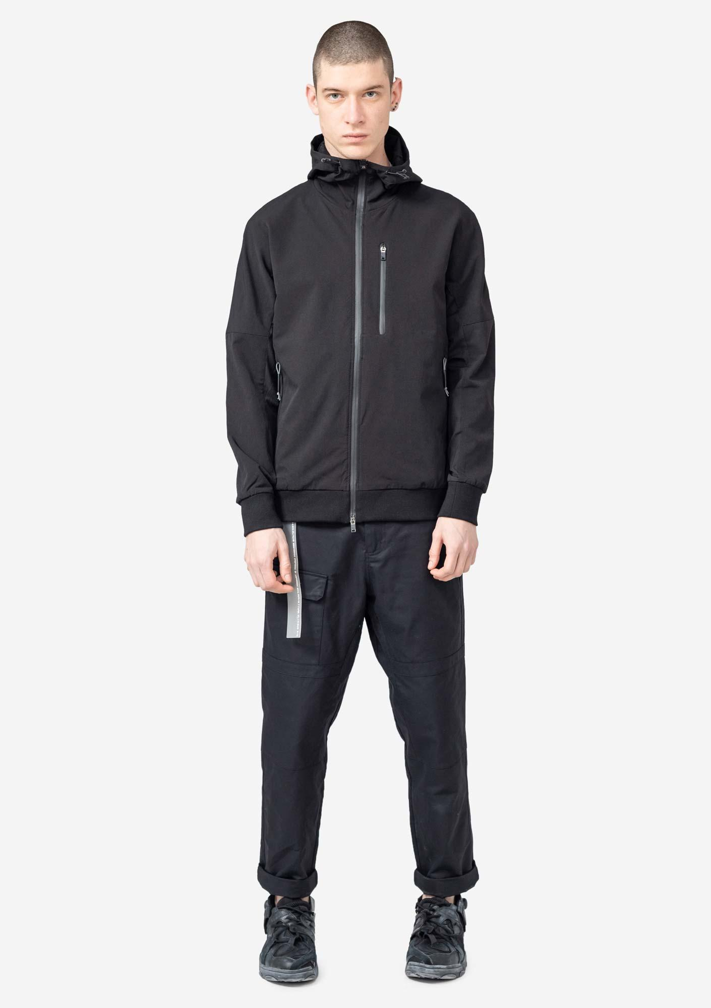 Эластичная куртка с капюшоном  KRAKATAU F50/1