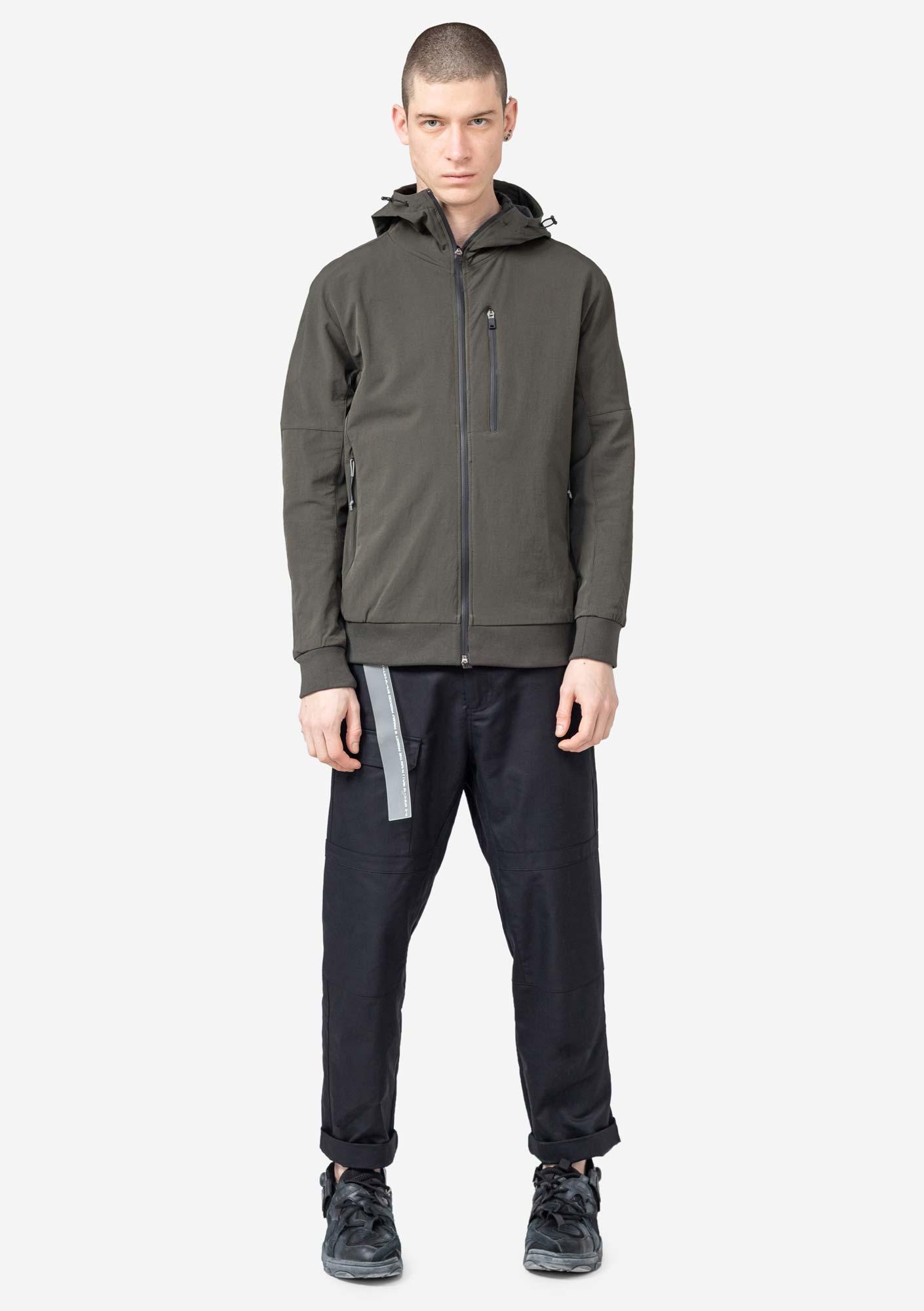 Эластичная куртка с капюшоном  KRAKATAU F50/5