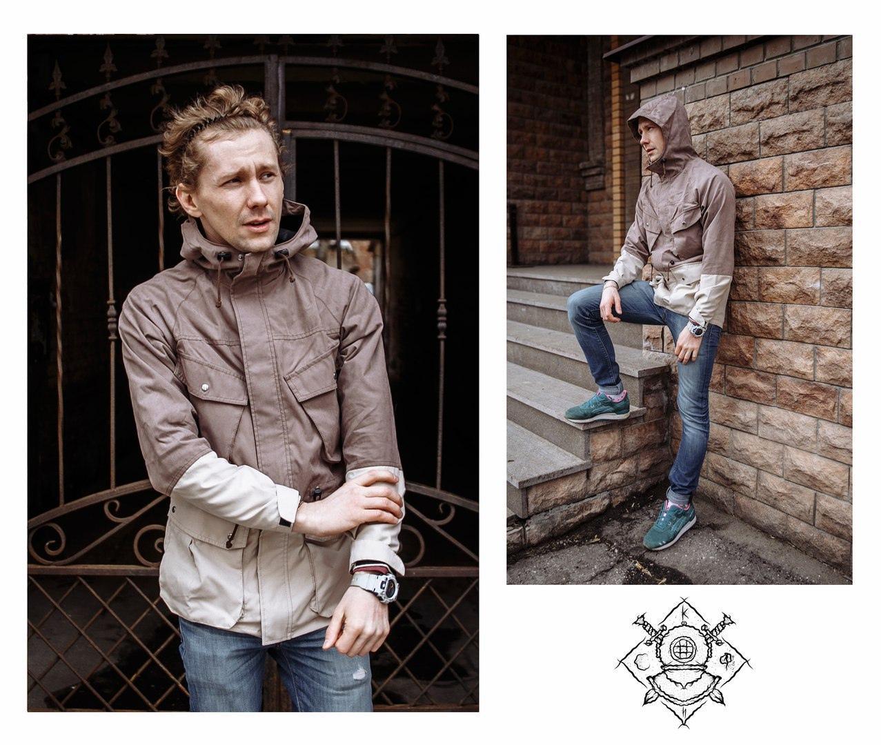 Куртка SKFN Urban (бежевый)